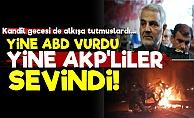 Yine ABD Vurdu Yine AKP'liler Sevindi!