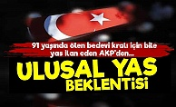 AKP'den 33 Şehit İçin Ulusal Yas Beklentisi!