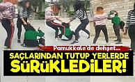 Pamukkale'de Dehşet!