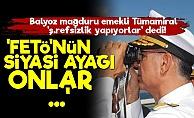 Semih Çetin: FETÖ'nün Siyasi Ayağı Onlar...