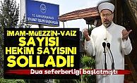 Diyanet'in Kadrosu Devletteki Hekim Sayısını Solladı!