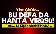 Şimdi Hanta Virüsü! 1 Ölü...