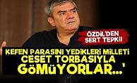 Yılmaz Özdil'den AKP'ye Sert Tepki!
