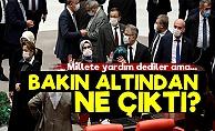 AKP'nin Yardım Adı Altında...