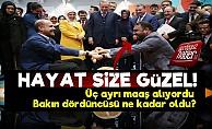 Erdoğan'ın Gözdesi Yerlikaya'ya Dördüncü Maaş!