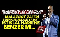 Şevki Yılmaz'dan Mısıroğlu'nu Aratmayan Sözler!