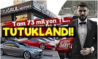 Türkiye'ye Gelir Gelmez Tutuklandı!