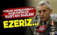 Yunanistan'dan Türkiye'ye Tehdit!