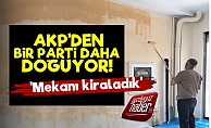 AKP'den Bir Parti Daha Doğuyor!