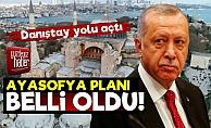 AKP'nin Ayasofya Planı Belli Oldu!