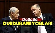 AKP Ve MHP'de Düşüş Tam Gaz!