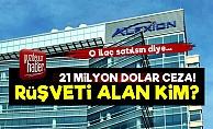 Amerikan İlaç Devi Türkiye'de Rüşvet Dağıtmış!