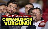 Gökçek'lerin Osmanlıspor Vurgunu!