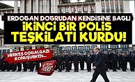 'Erdoğan İkinci Bir Polis Teşkilatı Kurdu'