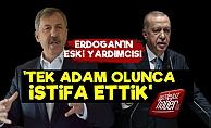 Erdoğan Tek Adam Olunca İstifa Etmişler!
