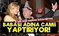 AKP'li Müteahhit Ağaoğlu'ndan Lüks Projeye Camii!