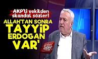 AKP''li Vekilden Skandal Sözler!