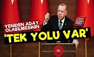 'Erdoğan Aday Olmak İstiyorsa Onu Yapacak'