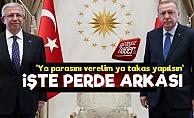 İşte Mansur Yavaş'ın Erdoğan Görüşmesi!