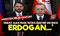'Berat Albayrak İstifa Etti, Erdoğan Bakın Ne Dedi?'