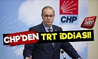 CHP'den Bomba TRT İddiası!