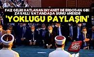 Erdoğan'dan Sonra Diyanet de 'Yokluk' Önerdi!