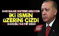 'Erdoğan İki İsmin Üzerini Çizdi Ama...'