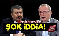 Fatih Altaylı'dan Şok İddia!