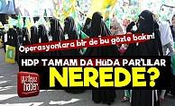 'HDP Tamam da Hüda Par Nerede?'