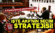 İşte AKP'nin Seçim Alternatifi!
