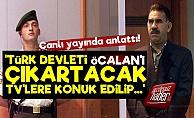 'Türk Devleti Öcalan'ı Hapisten Çıkaracak Ve...'