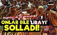 Türk Lirası'nı Sollayan Sollayana...