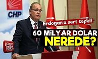 '60 Milyar Dolar Nerede Erdoğan'