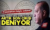 'Erdoğan Artık Son Çıkışı Deniyor'