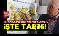 İstanbul Depremi İçin Tarih Verdi!