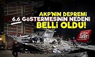 İşte AKP#039;nin İzmir Depremini 6.6 Yapma Sebebi!