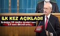 Kılıçdaroğlu İlk Kez Açıkladı!