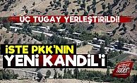 PKK'nın Yeni Kandil'ine Üç Tugay!