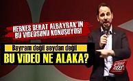 Herkes Berat Albayrak'ın Bu Videosunu Konuşuyor!