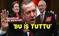 'Millet İttifakı Tuttu, Erdoğan Çok Kızacak'