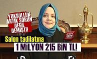 Bakanlık Salonu Yenilendi: 1 Milyon 215 Bin TL