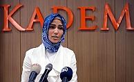 Sümeyye Erdoğan'dan Bakan Açıklaması