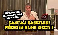 Şantaj Kasetleri Sedat Peker#39;in Eline Geçti