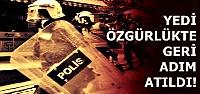 7 ÖZGÜRLÜKTE GERİ ADIM...
