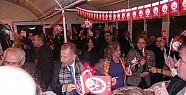 ADD YEMEĞİNDE CHP'Lİ BAŞKAN ŞOKU!