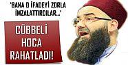 CÜBBELİ HOCA 'OHH...' ÇEKTİ!