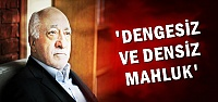 'DENGESİZ VE DENSİZ MAHLUK'