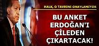 ERDOĞAN'A BİR ŞOK DA METROPOLL'DEN...
