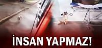 KİLOMETRELERCE BIRAKMADI PEŞİNİ...