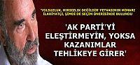 'KUSUR VE EKSİKLİKLERDEN SÖZETMEYİN'